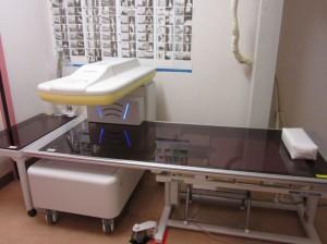 当クリニックでの骨密度測定装置
